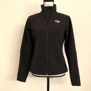 The North Face Women's Black Apex Bionic Jacket